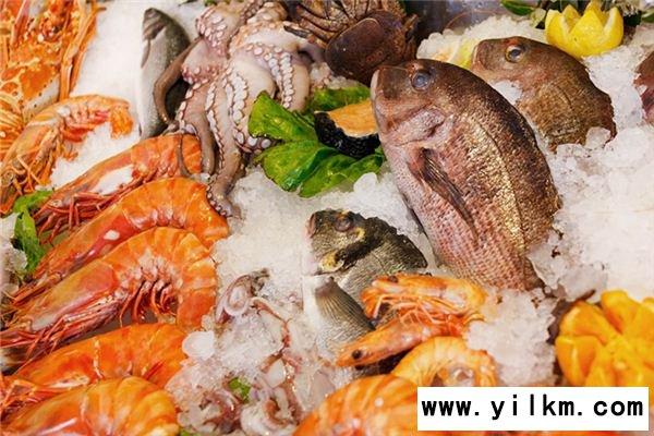 梦见鱼虾是什么预兆