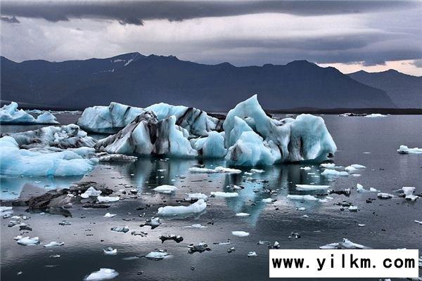 梦见冰川是什么意思