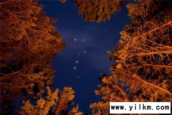 梦见北斗七星是什么意思
