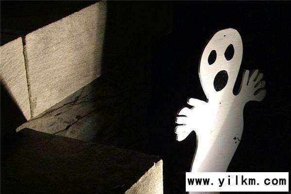 梦见鬼魂是什么意思