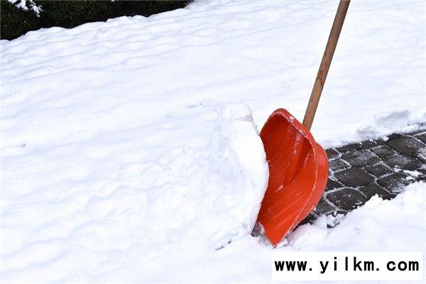 梦见铲雪是什么意思