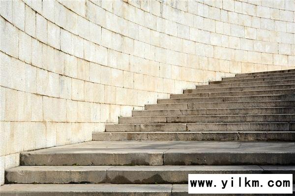 梦见爬登石阶是什么意思