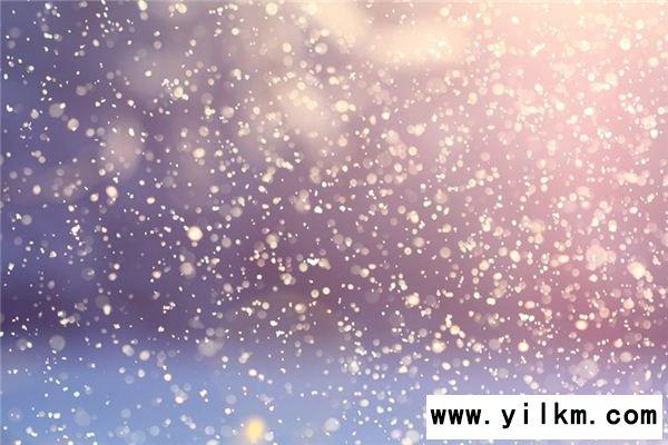 梦见雪是什么预兆