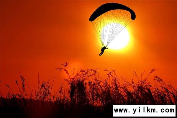 梦见降落伞是什么意思
