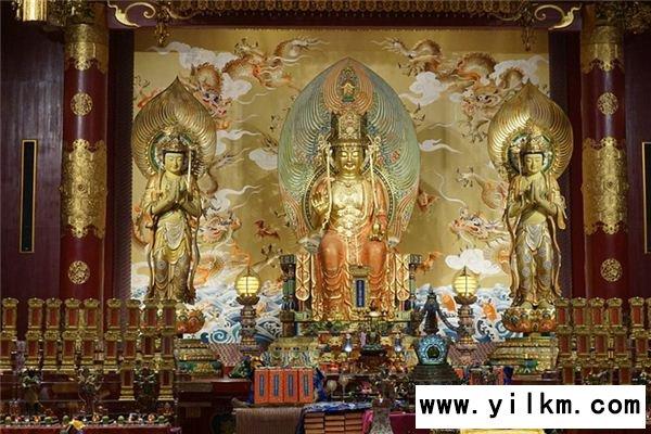 梦见佛祖是什么意思