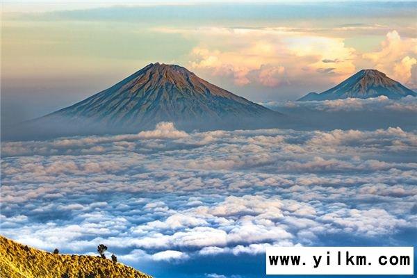 梦见火山是什么意思