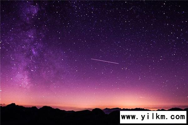 梦见流星是什么意思
