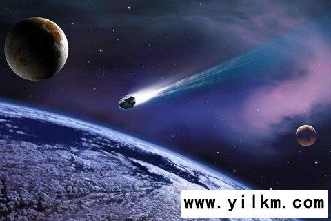 梦见彗星 扫把星