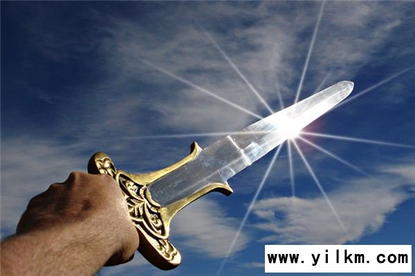梦见剑与宝剑是什么意思