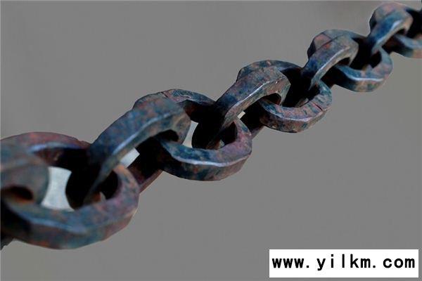 梦见锁链是什么意思
