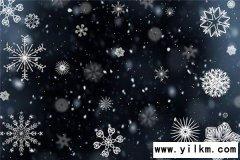 梦见雪落身上