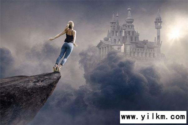 梦见坠落山崖是什么意思