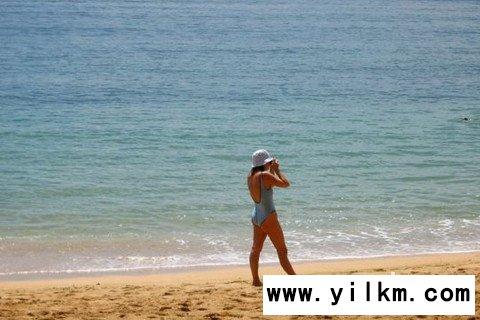 梦见站在沙滩边