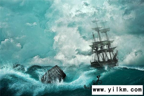 梦见沉船是什么意思