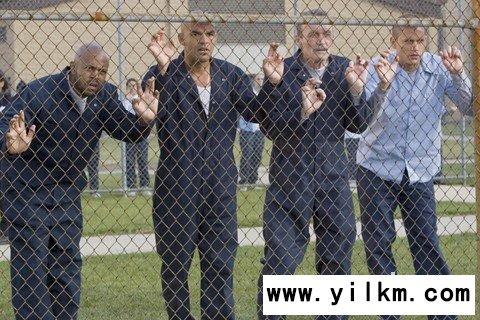 梦见越狱 逃狱