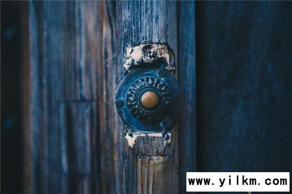 梦见按门铃是什么意思